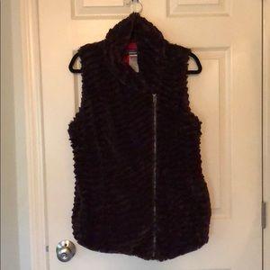 Patagonia Womens Faux Fur Vest